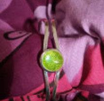 Lovely Lime Bangle
