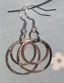 Double Hooped Earrings