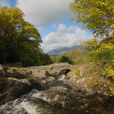 Ashness Bridge Autumn