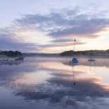 Sunrise Wimbleball Lake Exmoor