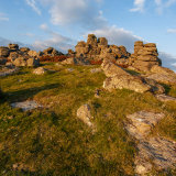 Sunset Hound Tor