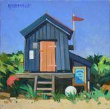 fishing hut east anglia