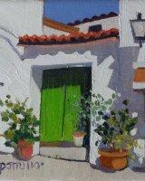 green door, spain