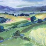 Welsh Landscape - SOLD
