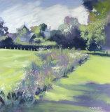 Meadow by Horfield Parish Church