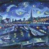 Night, Bristol Harbourside