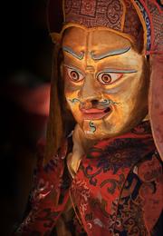 Hemis Festival Masked Figure 2