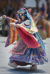 Hemis Masked Dancer 1