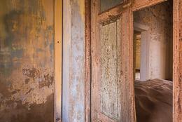Faded Interior