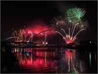 Stockton-on-Tees Fireworks 2015