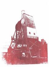 Coal tipping hoist