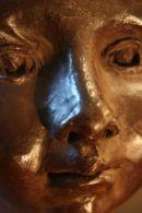 Detail of child's portrait