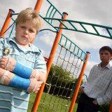 Playground Incident