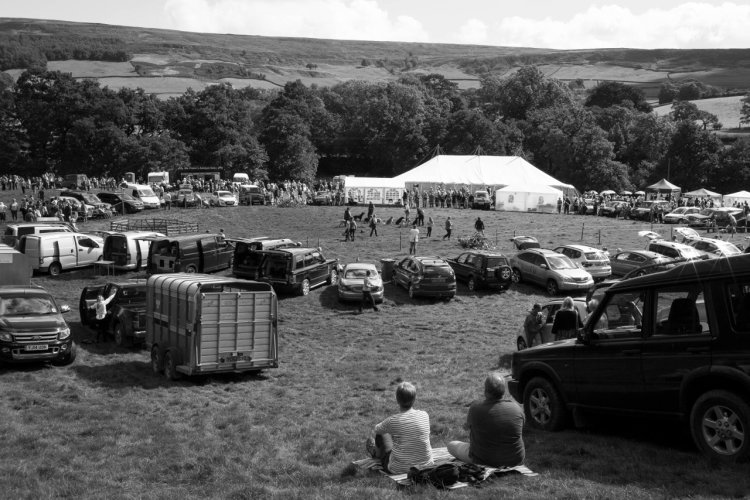 Farndale Show, August 2016