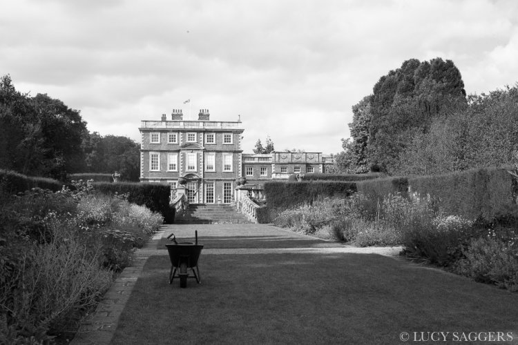 Newby Hall, August 2014