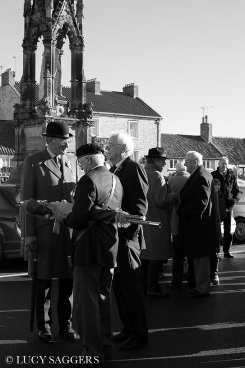 Remembrance Day (II), Helmsley 2013