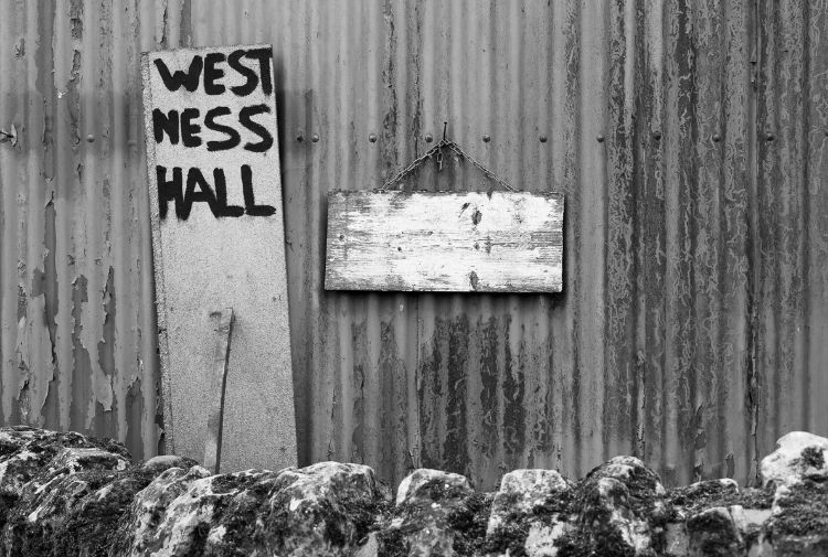 West Ness Hall, January 2015