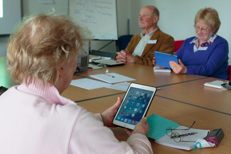 Rural Arts: iPad Class