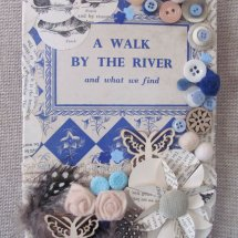 book cover collage