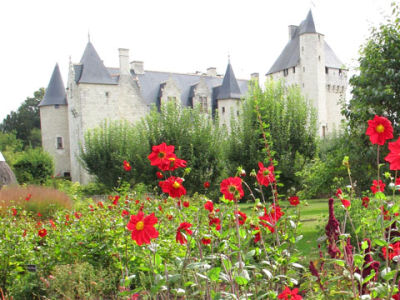 Loire Chateaux and Gardens