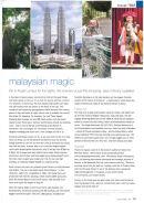 Article on Kuala Lumpur