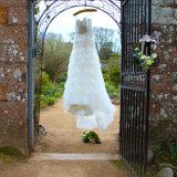 Gateway to Seigneurie walled garden