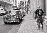 Che and old cars- Havana
