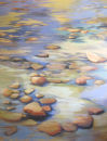ON RESERVE; Summer Flows Along, 6.5' x 5', oil on canvas