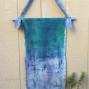 Blue Aqueous Wall Hanging
