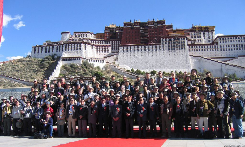 100 Photographers trip to Lhasa