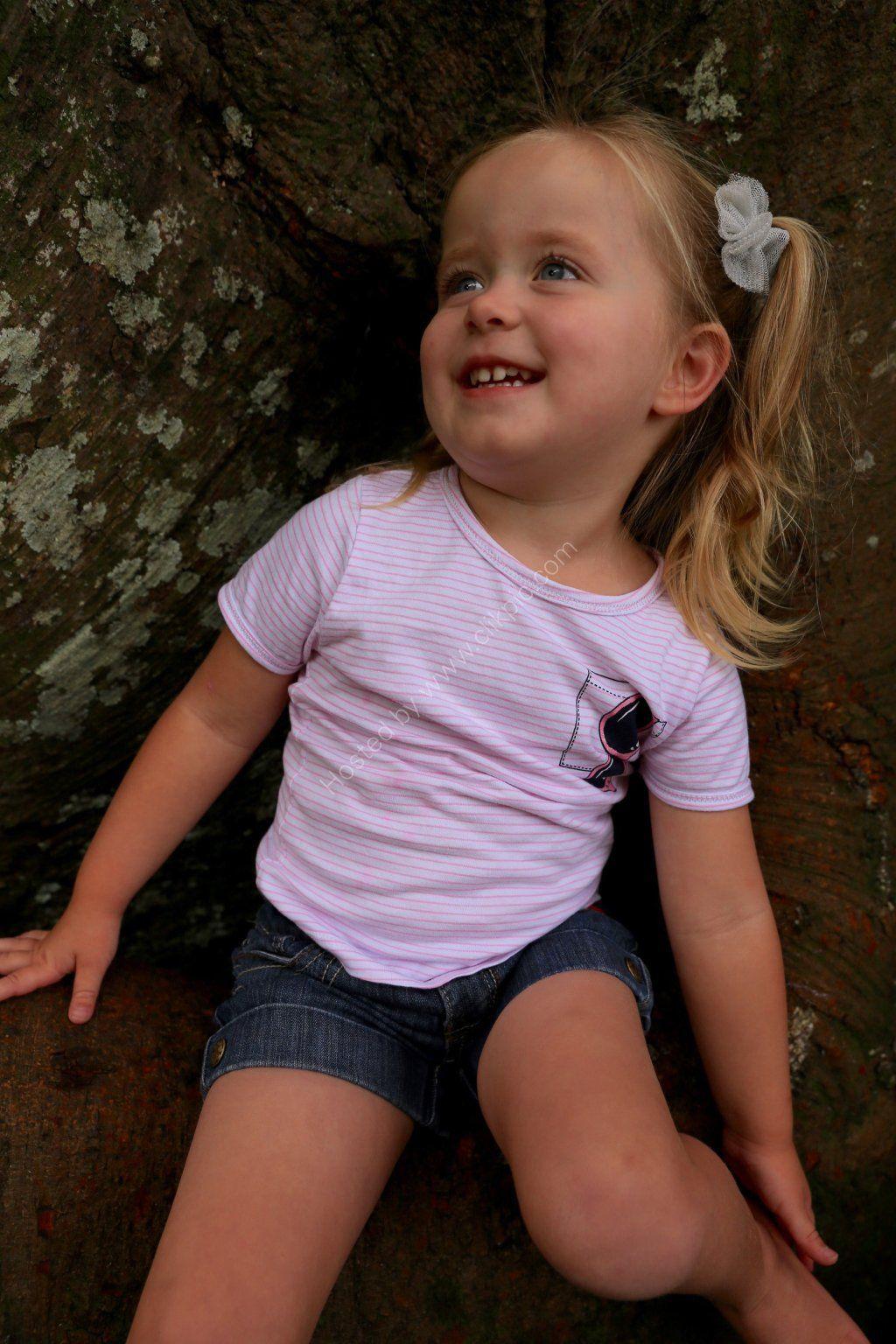Natalie aged 2