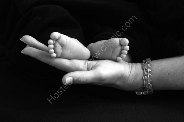 Award Winning Baby Feet