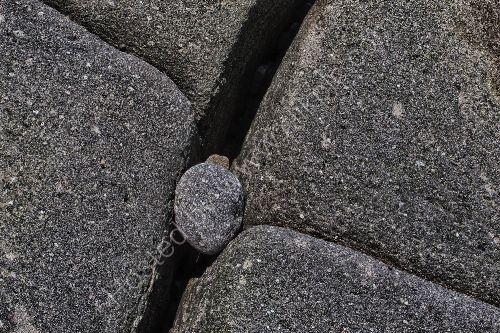 Rock formations - Duck Island