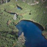 from cable car - Lake Aleyska Resort Girdwood