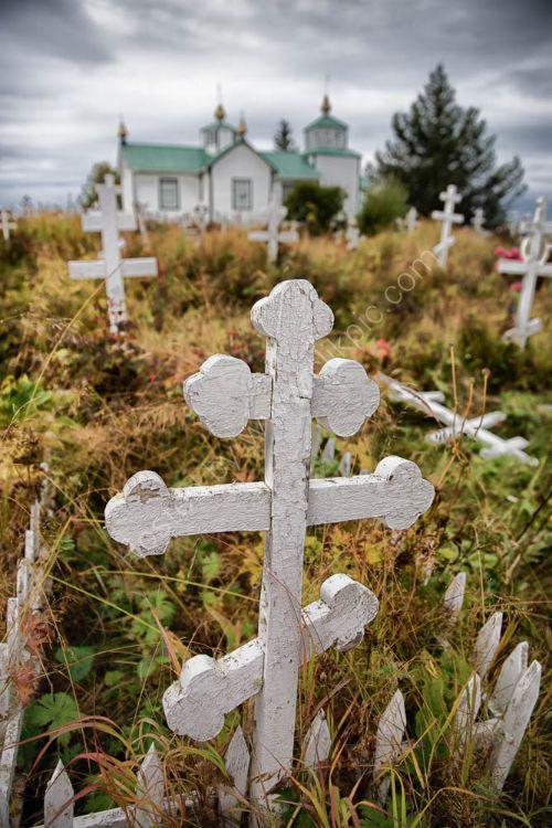 Russian Cemetery  - Nilinchick