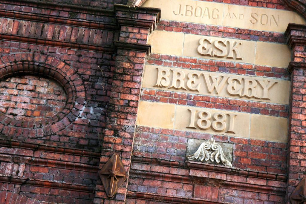 Old ESK Brewery - Launceston