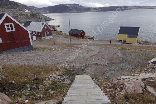 Ittoqqortoomiit, East Greenland Inuit Village