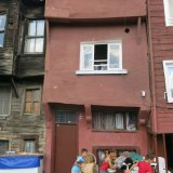 Old wooden houses - Istanbul