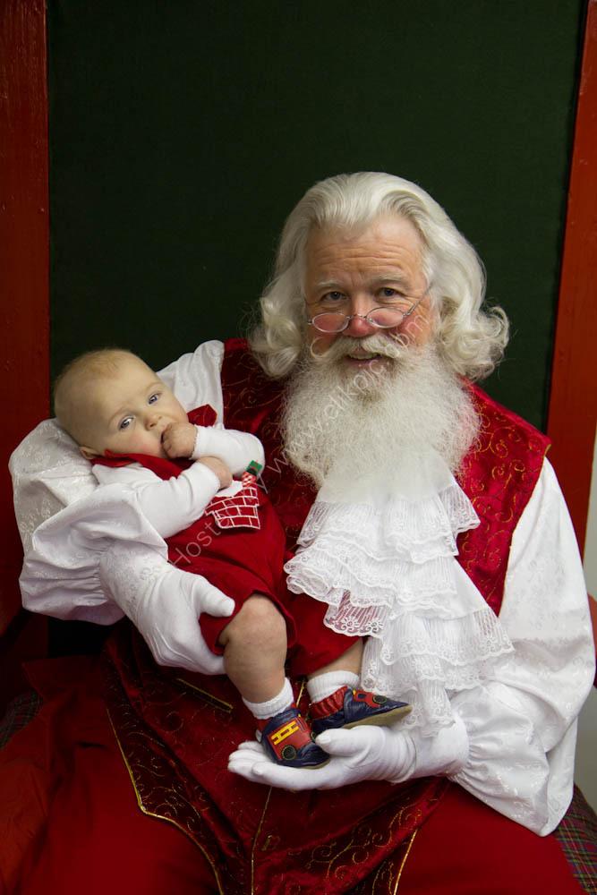 An American Santa