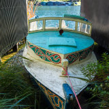 Old boat atLake Tarawera