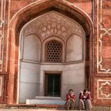Taj Mahal complex, Agra