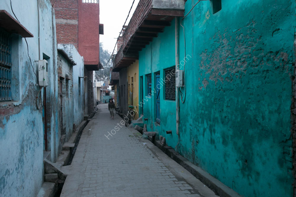 Rural Villagee near Agra
