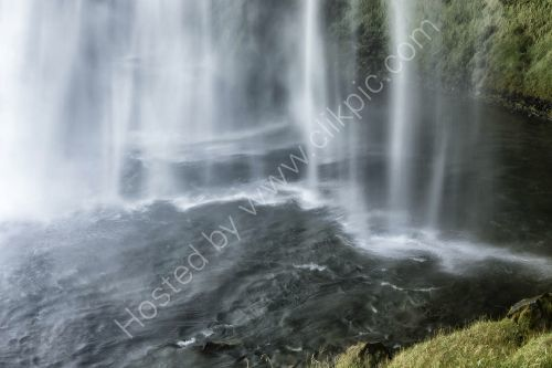 Seljalandsfoss Waterfalls- Iceland