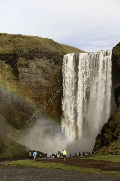 another water fall - Gulfoss Iceland
