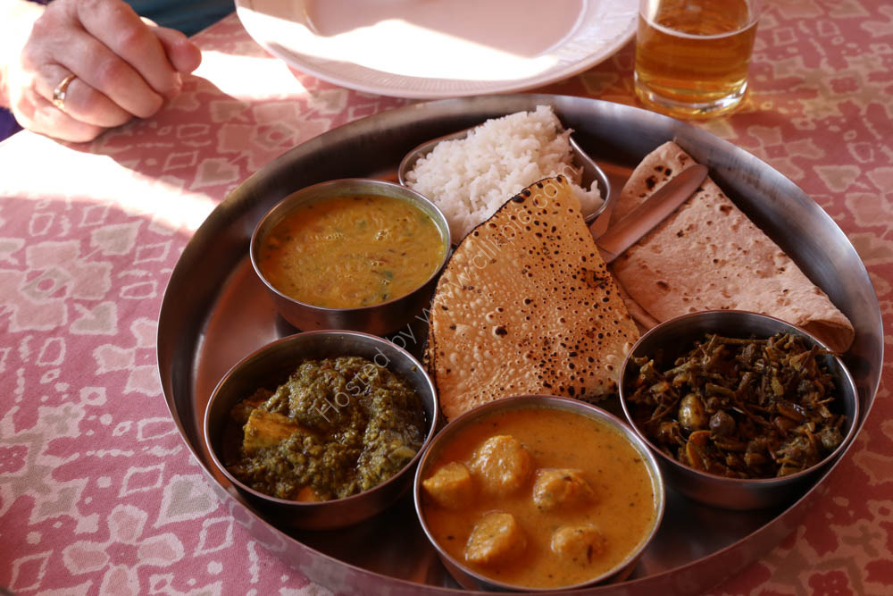 Wonderful  lunch platter