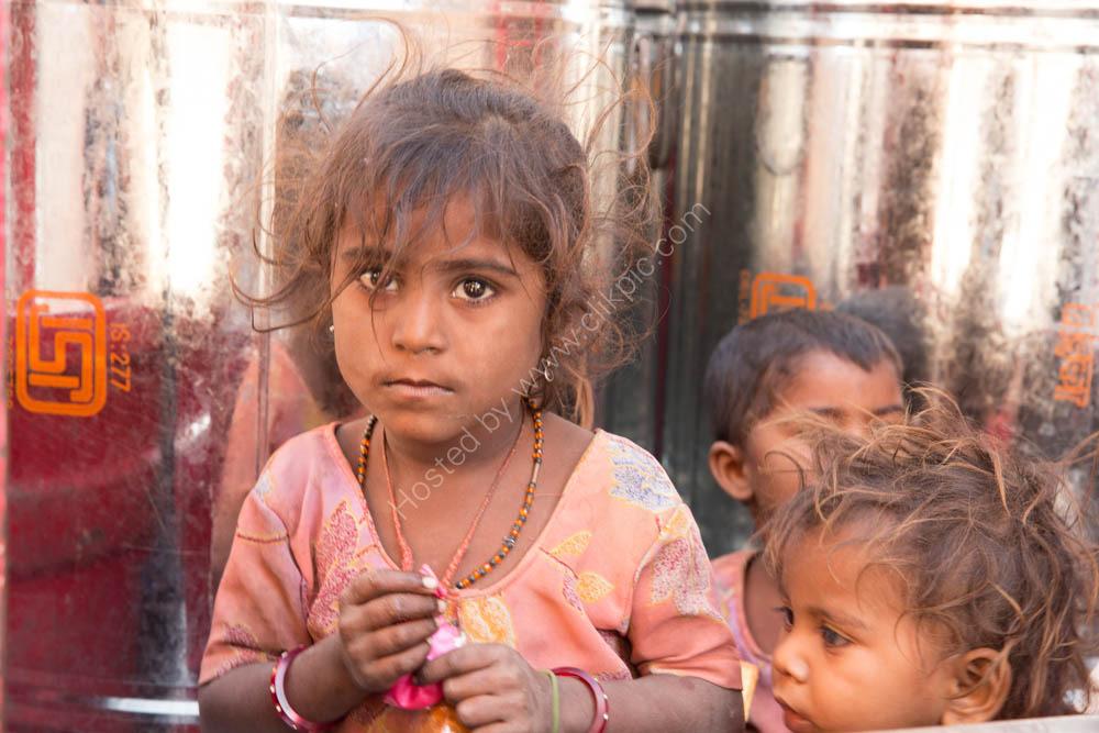 Children in Jodphur
