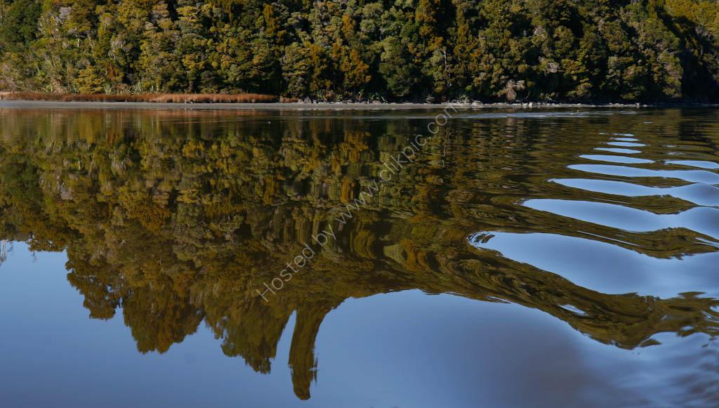 Reflections -Okarito
