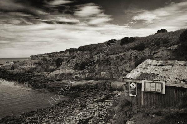 Coastal shed  North Otago