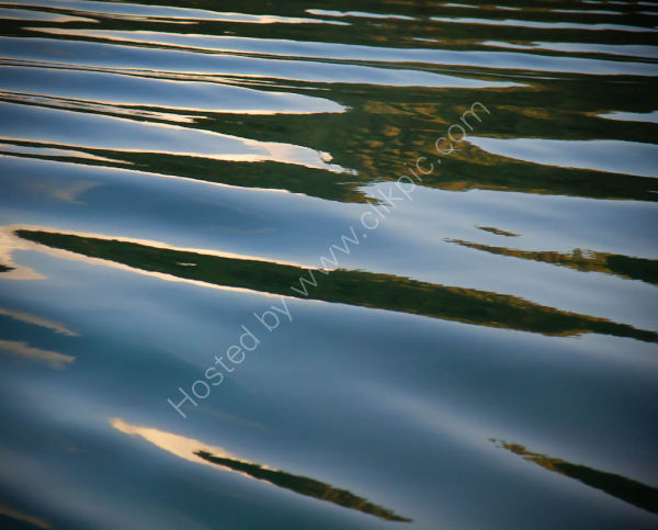 Reflections -Lake Tarawera