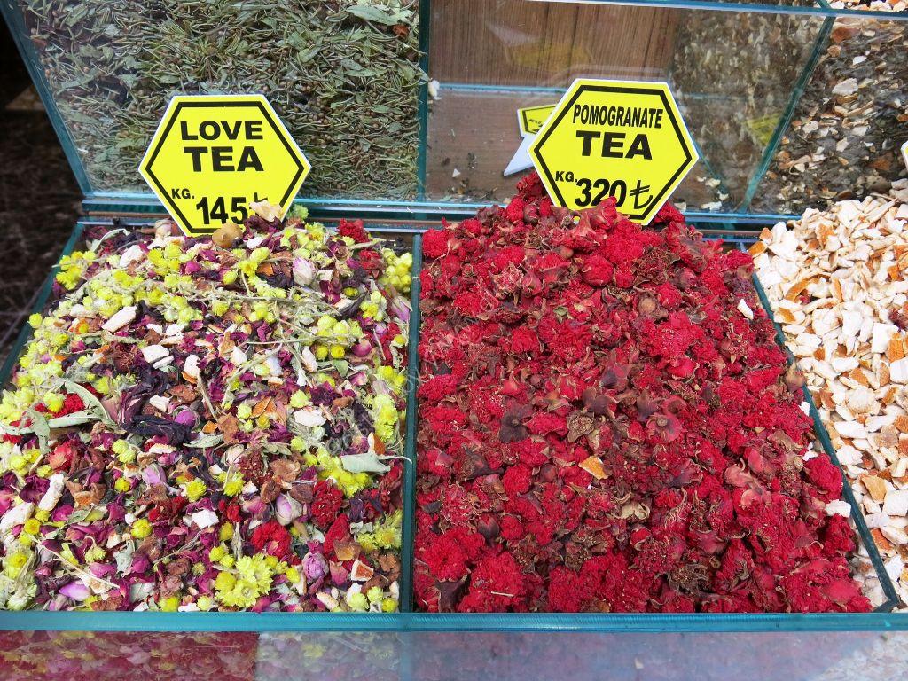 Aphrodasiac teas for sale Istanbul